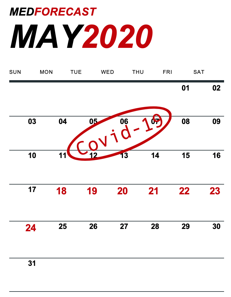 Medical News Forecast for May 18-24