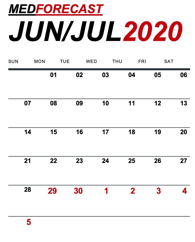 Medical News Forecast for June 29-July 5