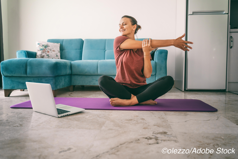Improved Sleep and CV Function? Stretching, Walking May Be Key