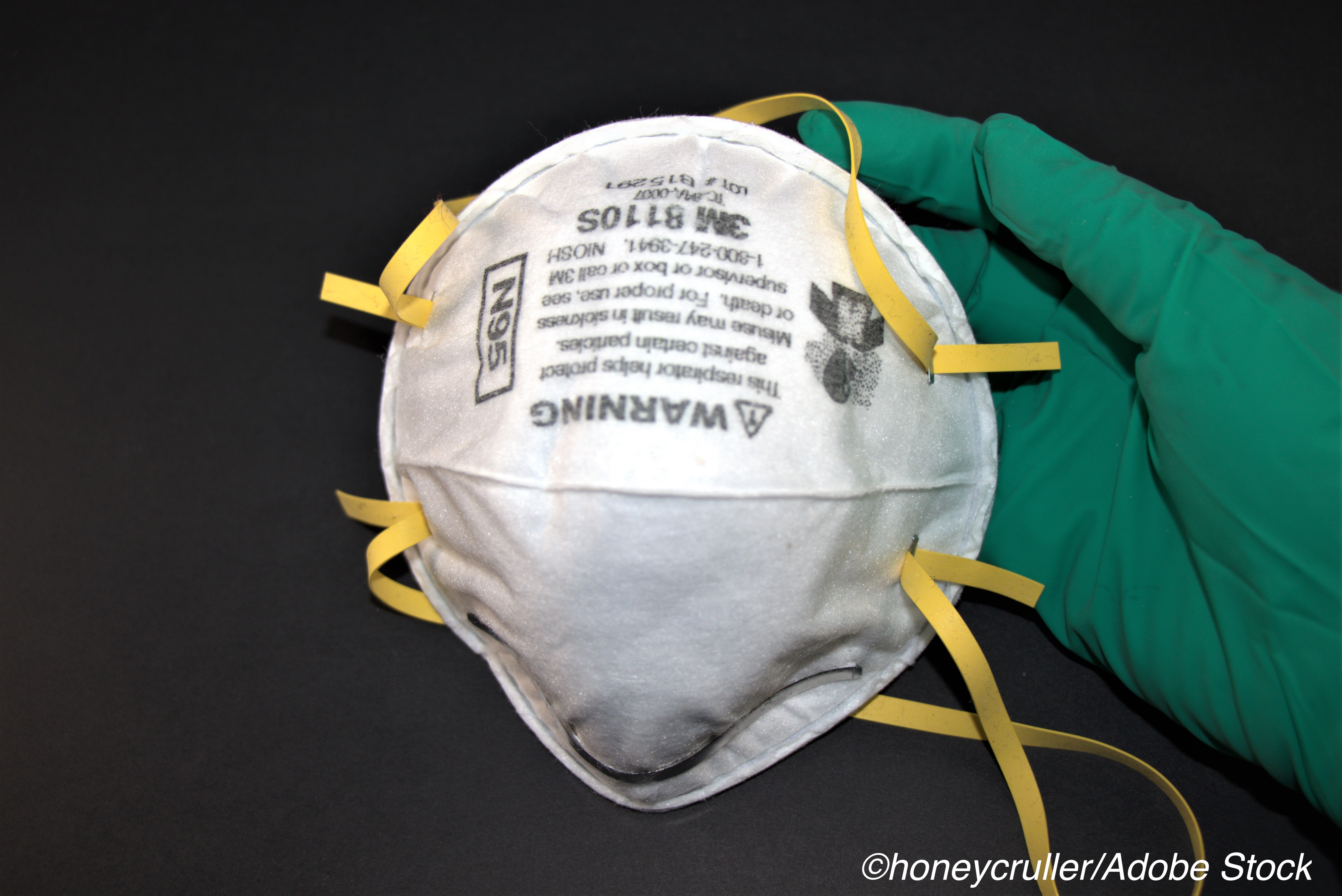 Expired, Sterilized N95 Masks Safe to Use