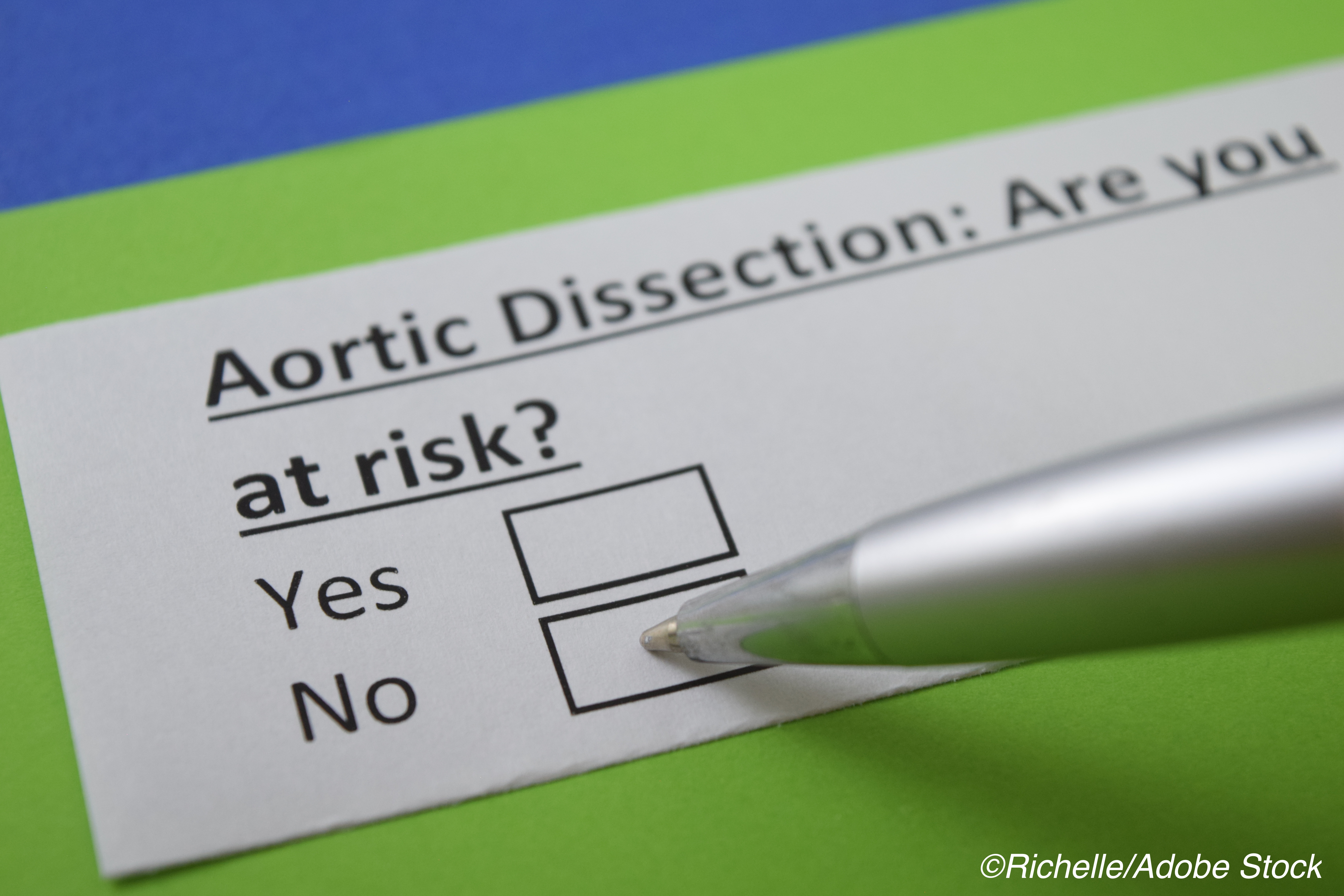 Aortic Dissection Runs in the Family