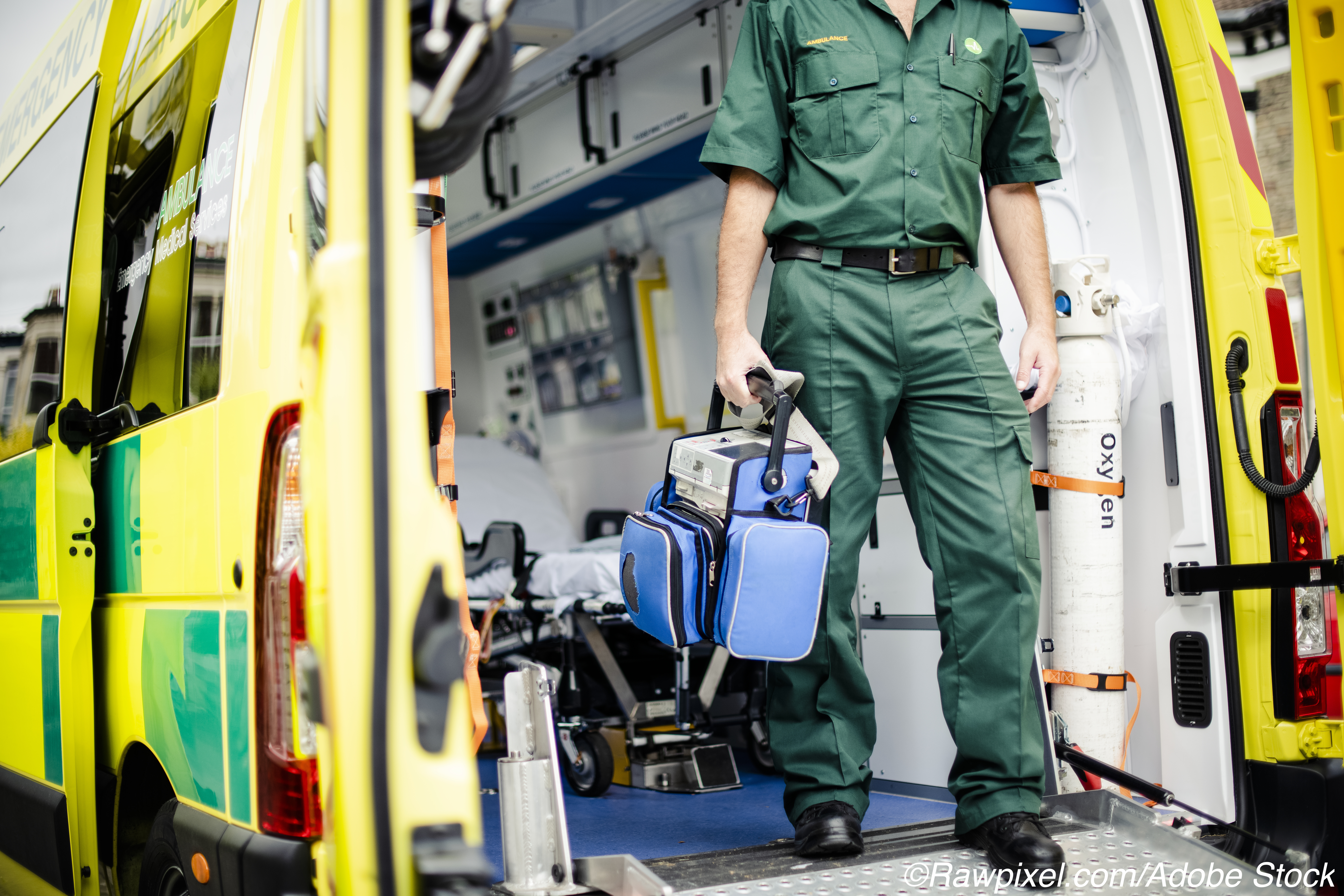 Cardiac Arrest: Resuscitate On-Scene, Then Transport