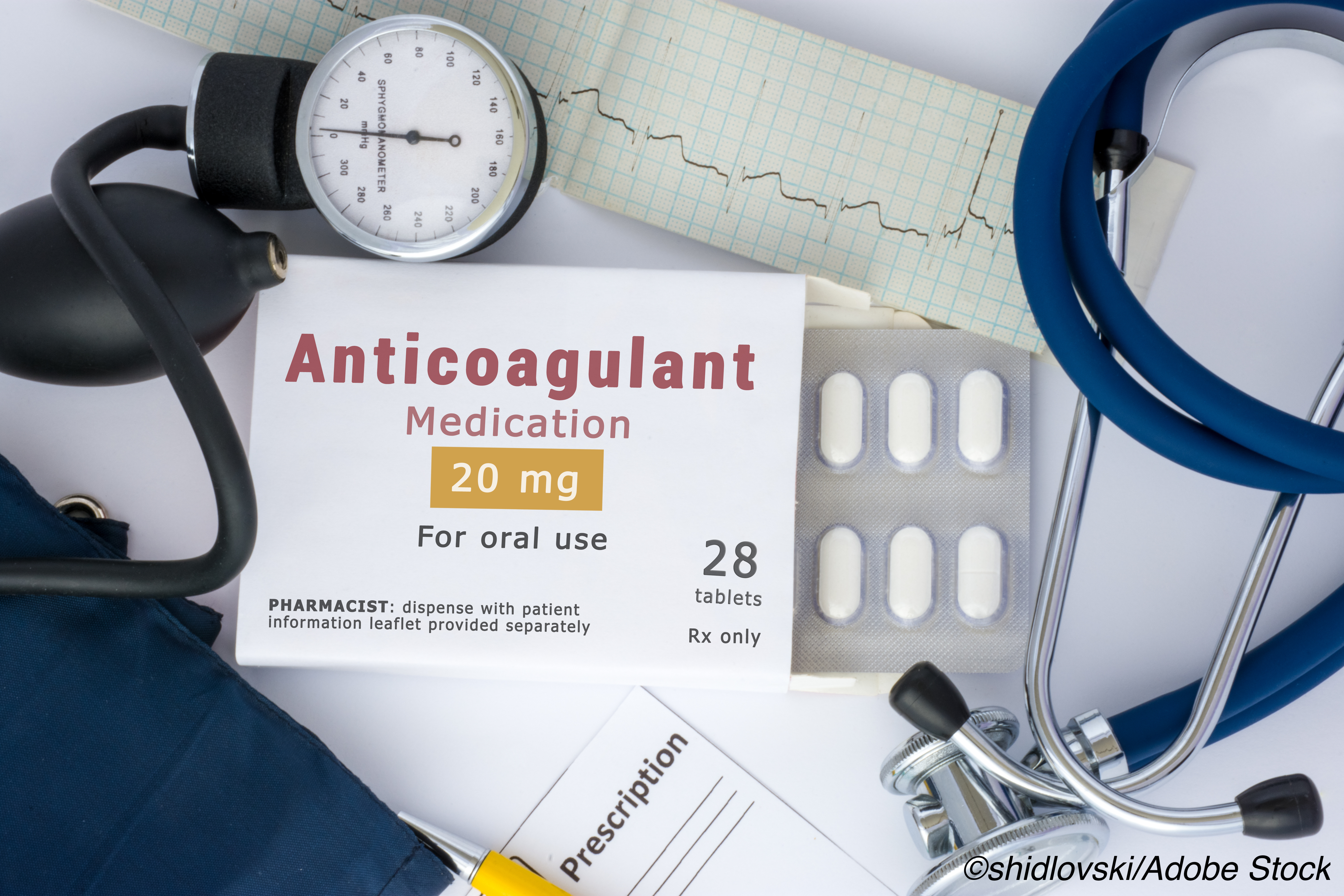 It's As Simple As ABC For Predicting Bleed Risk in Anticoagulated Afib Patients