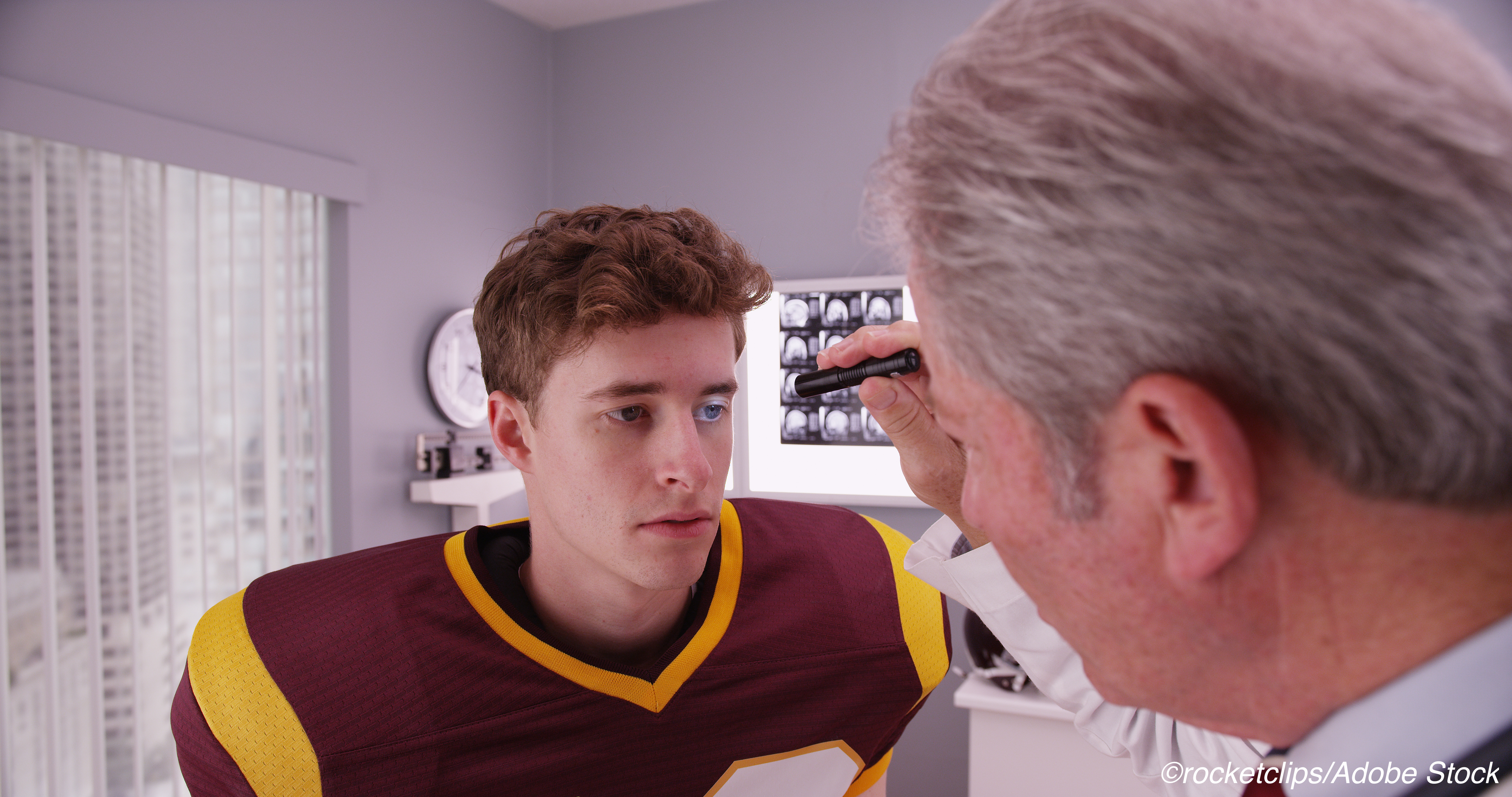 Handheld Device Could Be In the Game for Spotting Teen Sport-Related Concussions