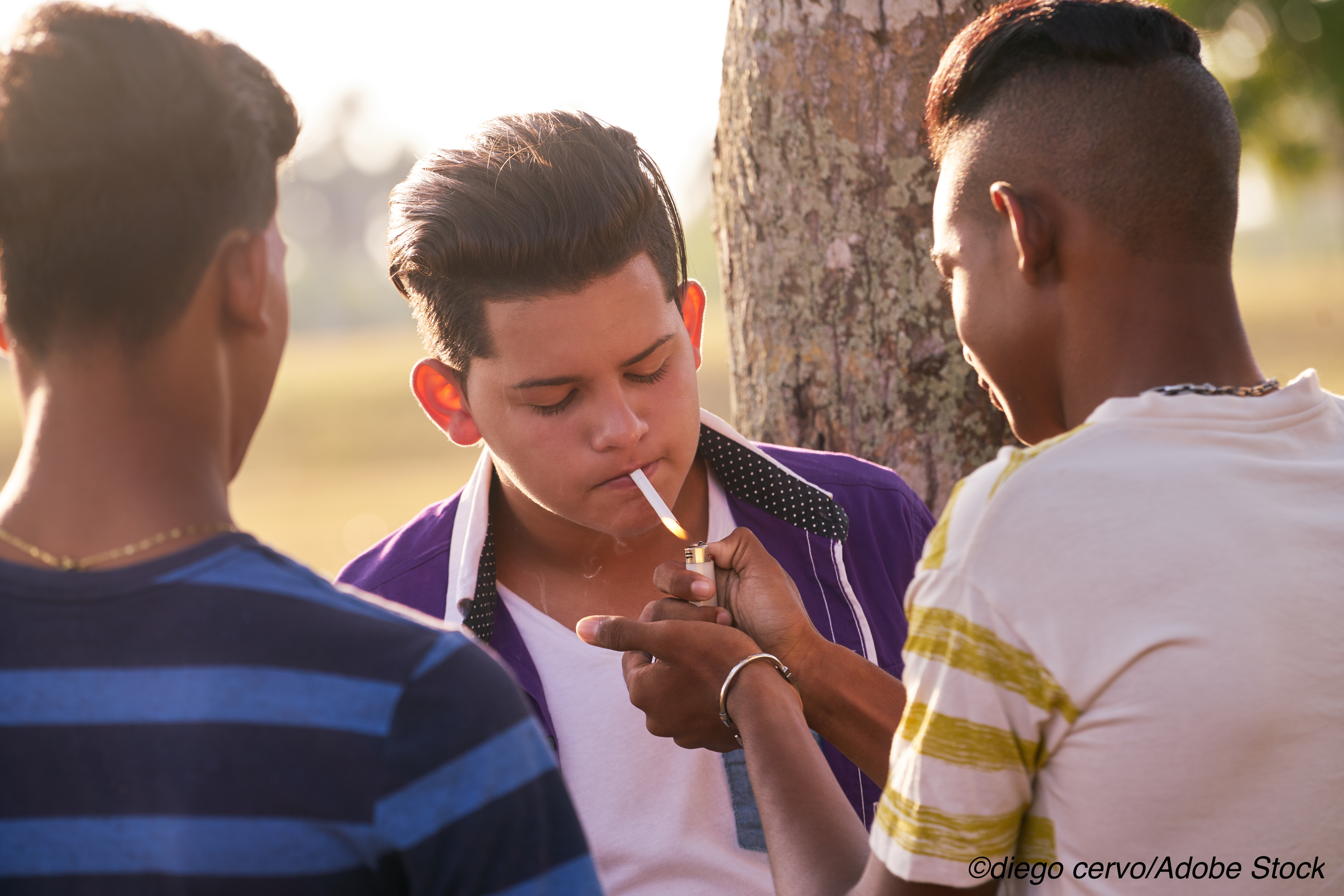 Lost in Translation: Smoking Cessation Aid Doesn't Help Teens Quit