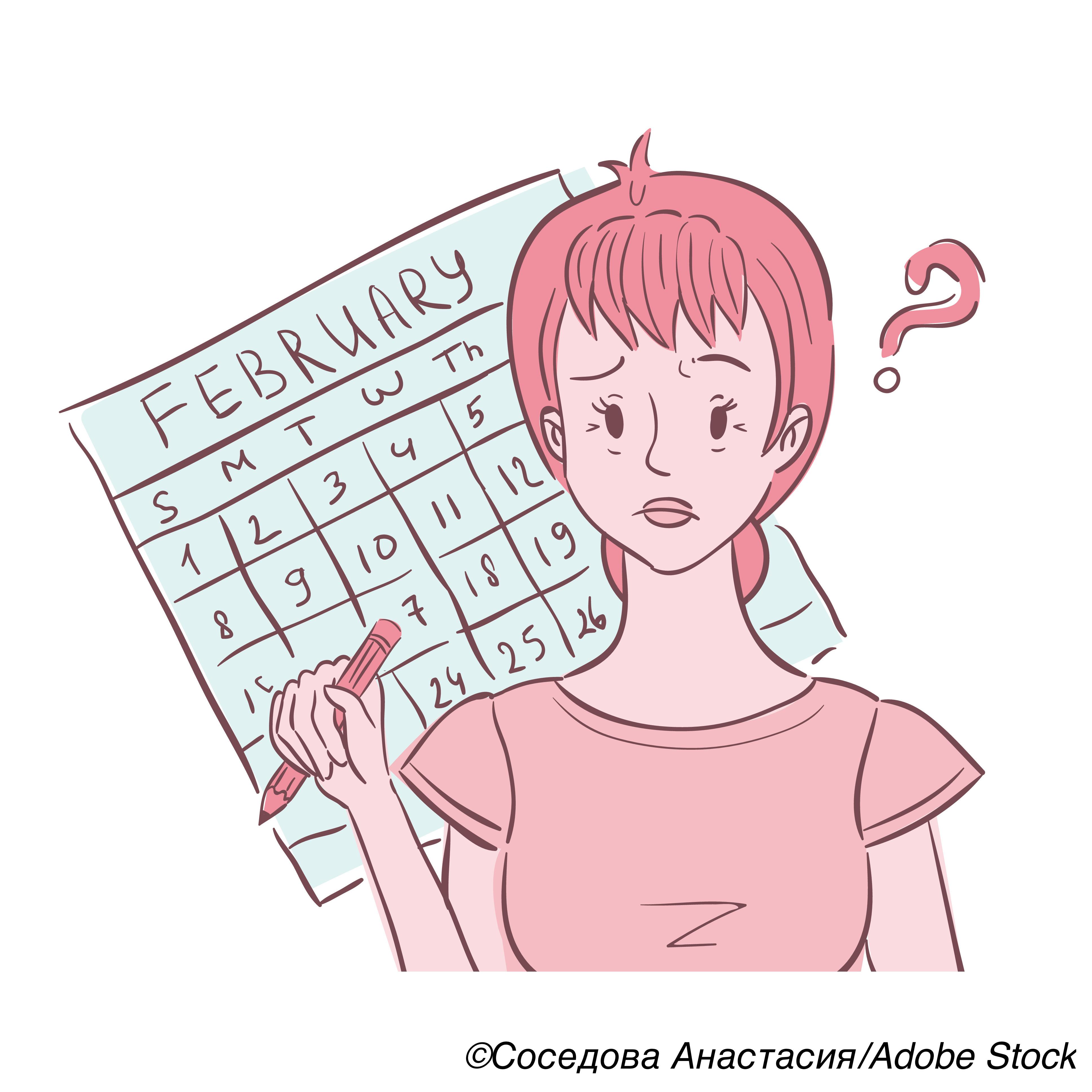 Long, Irregular Menstrual Cycles Don't Bode Well for Longevity