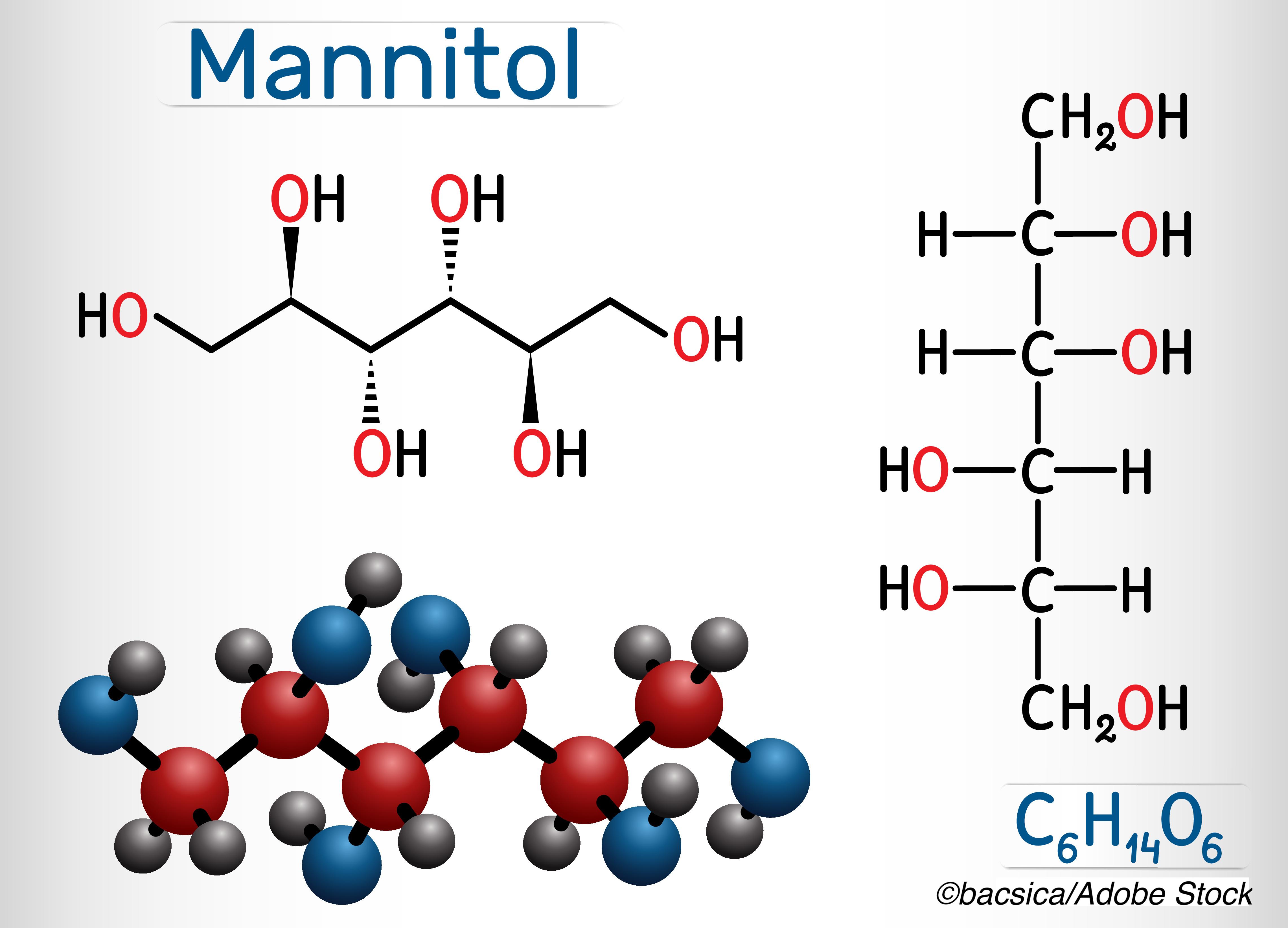 FDA OKs Mannitol as Add-On Maintenance for CF