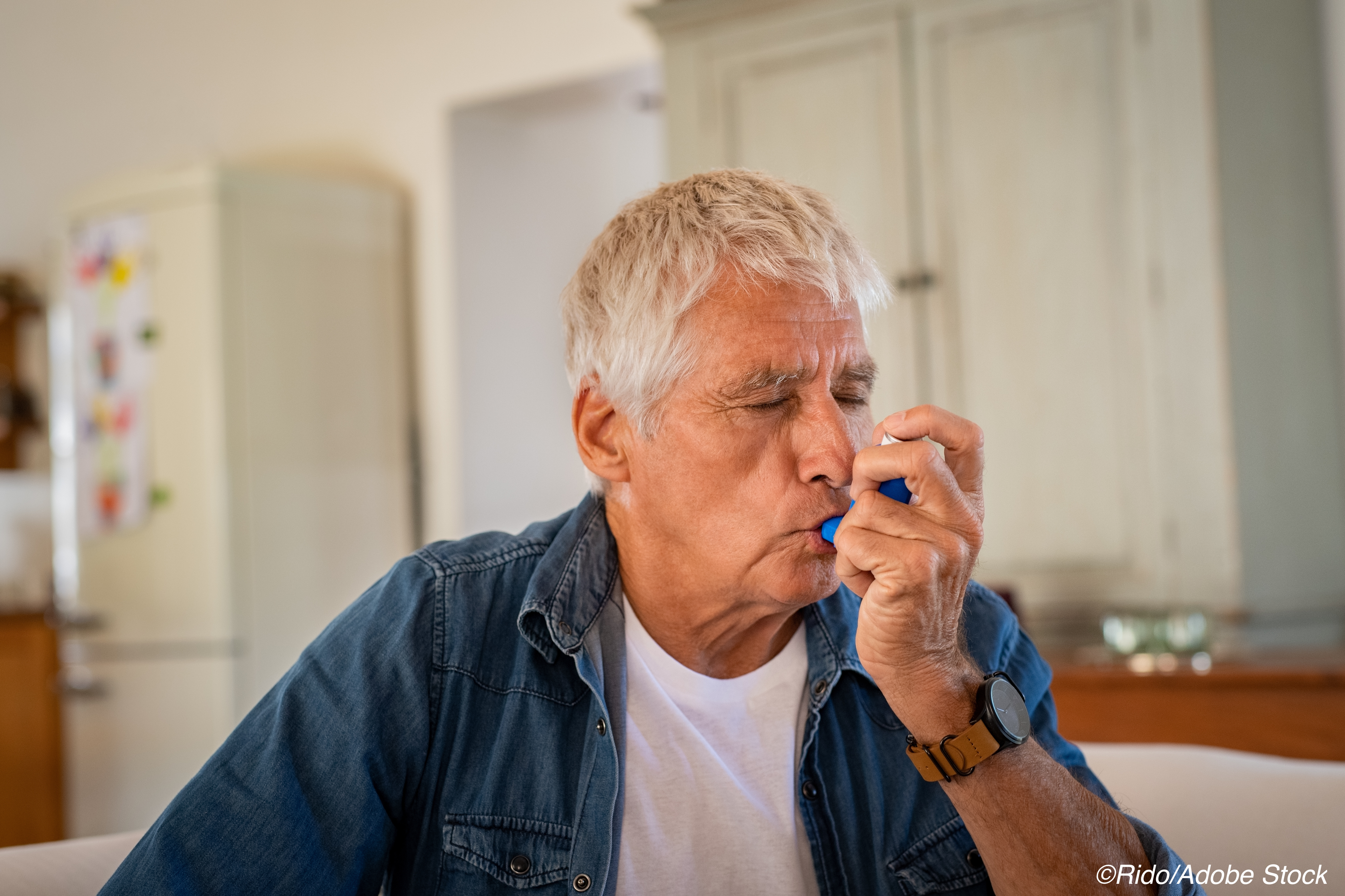 Biomarker-Based Asthma Treatment Fails to Reduce ICS Use in Study