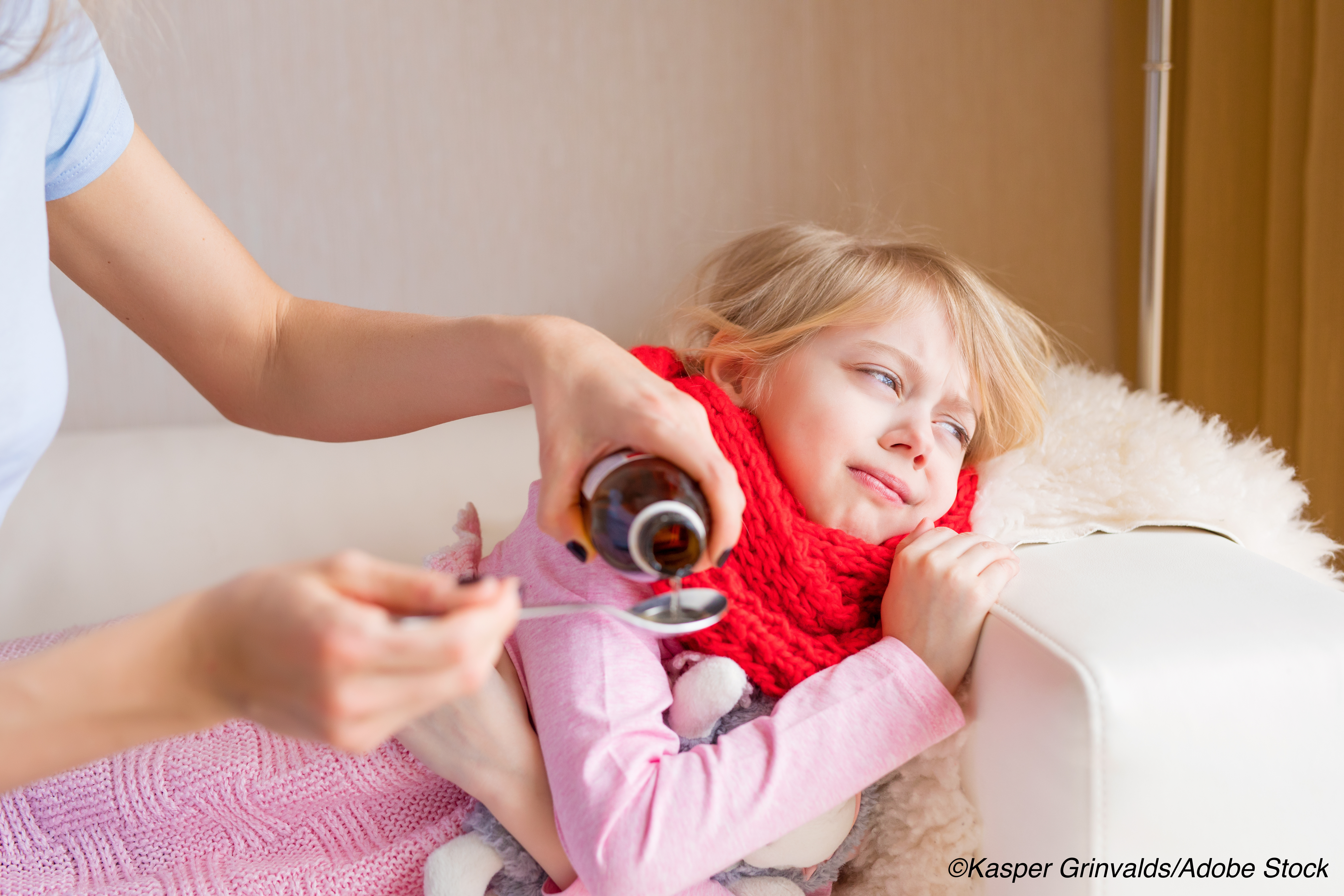 Delaying Antibiotics OK for Kids with Uncomplicated Respiratory Illness