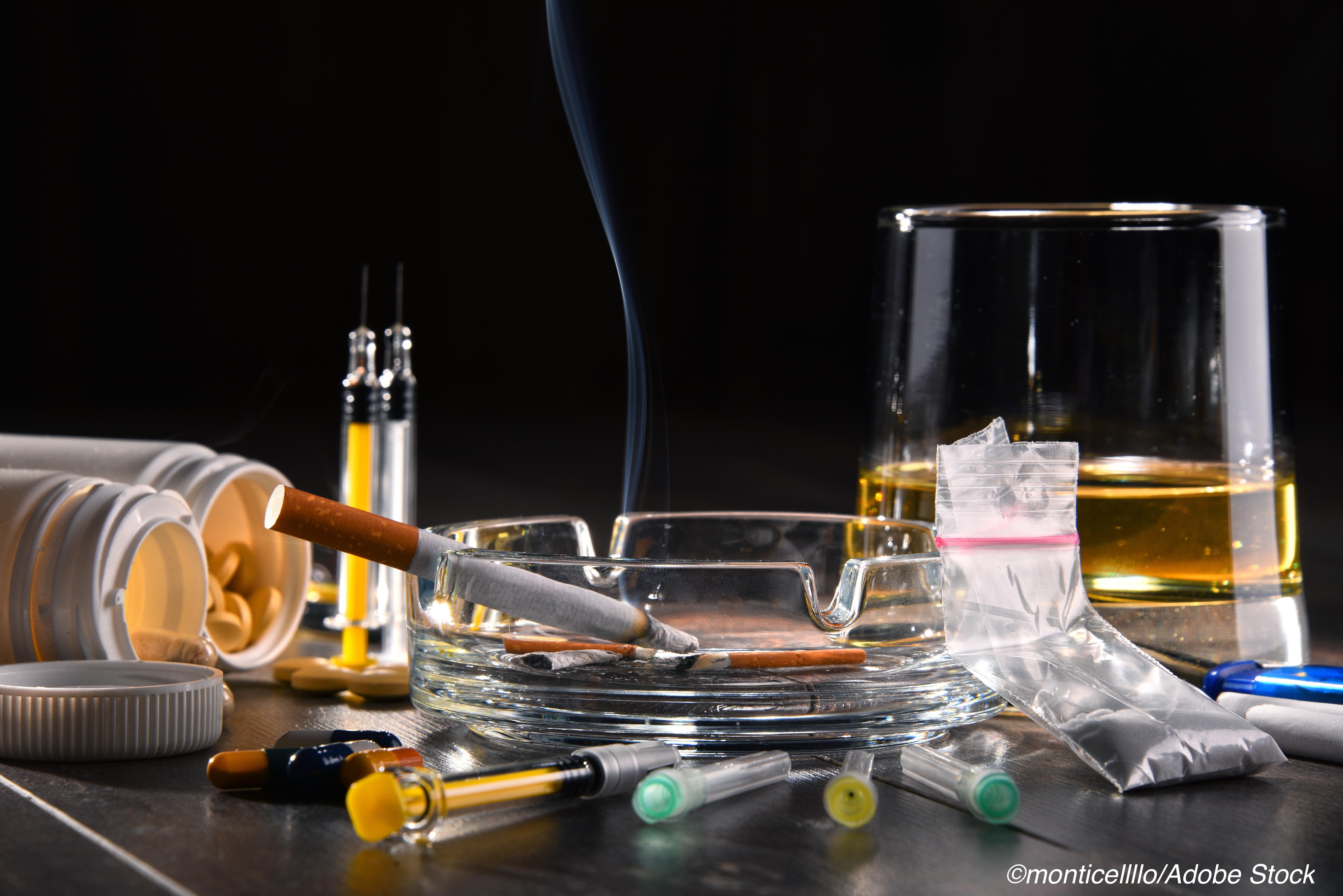 Alcohol, Tobacco, and Illicit Drugs a Major Driver of Premature ASCVD