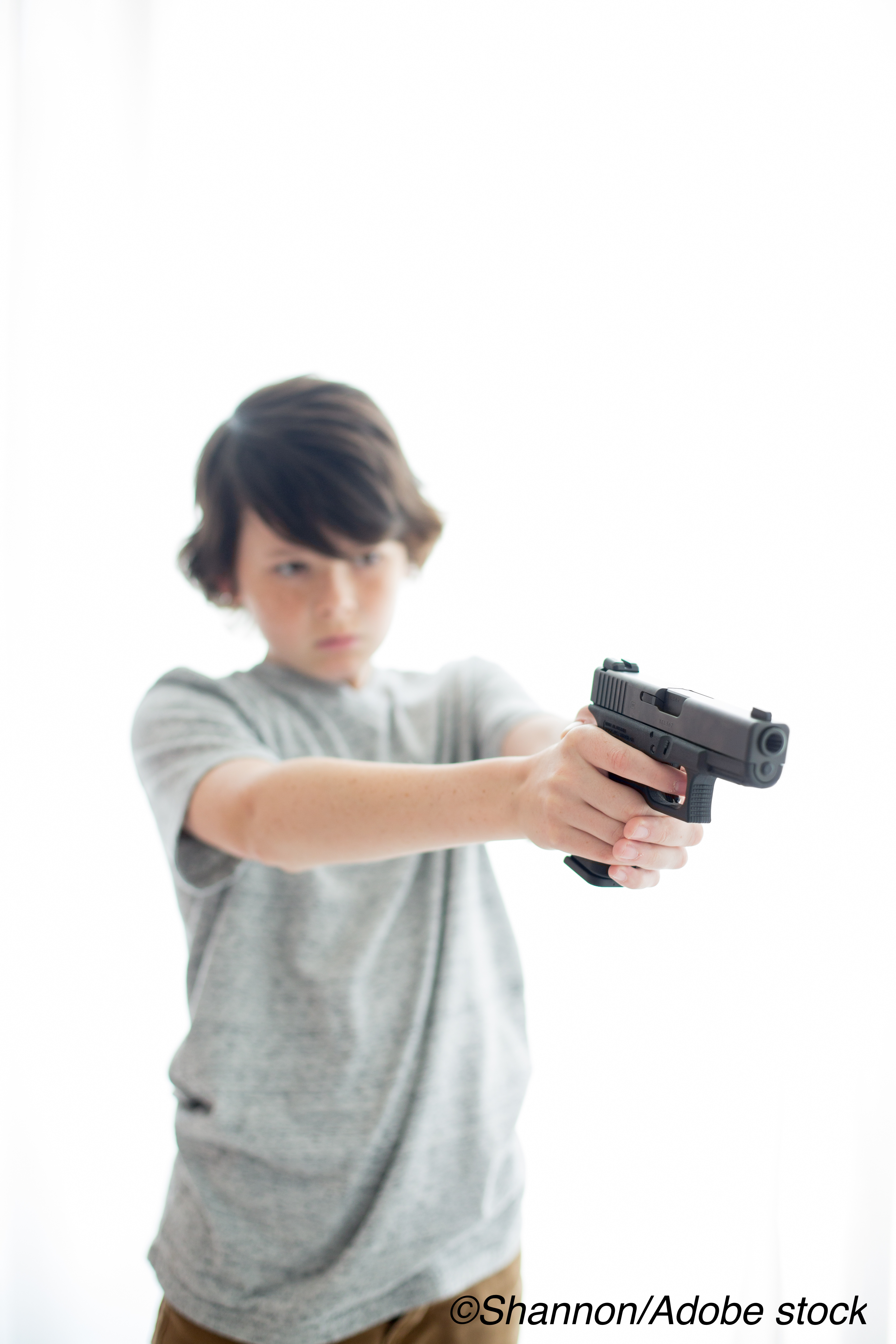 Teens Have Easy Access To Loaded Weapons, Even If Locked