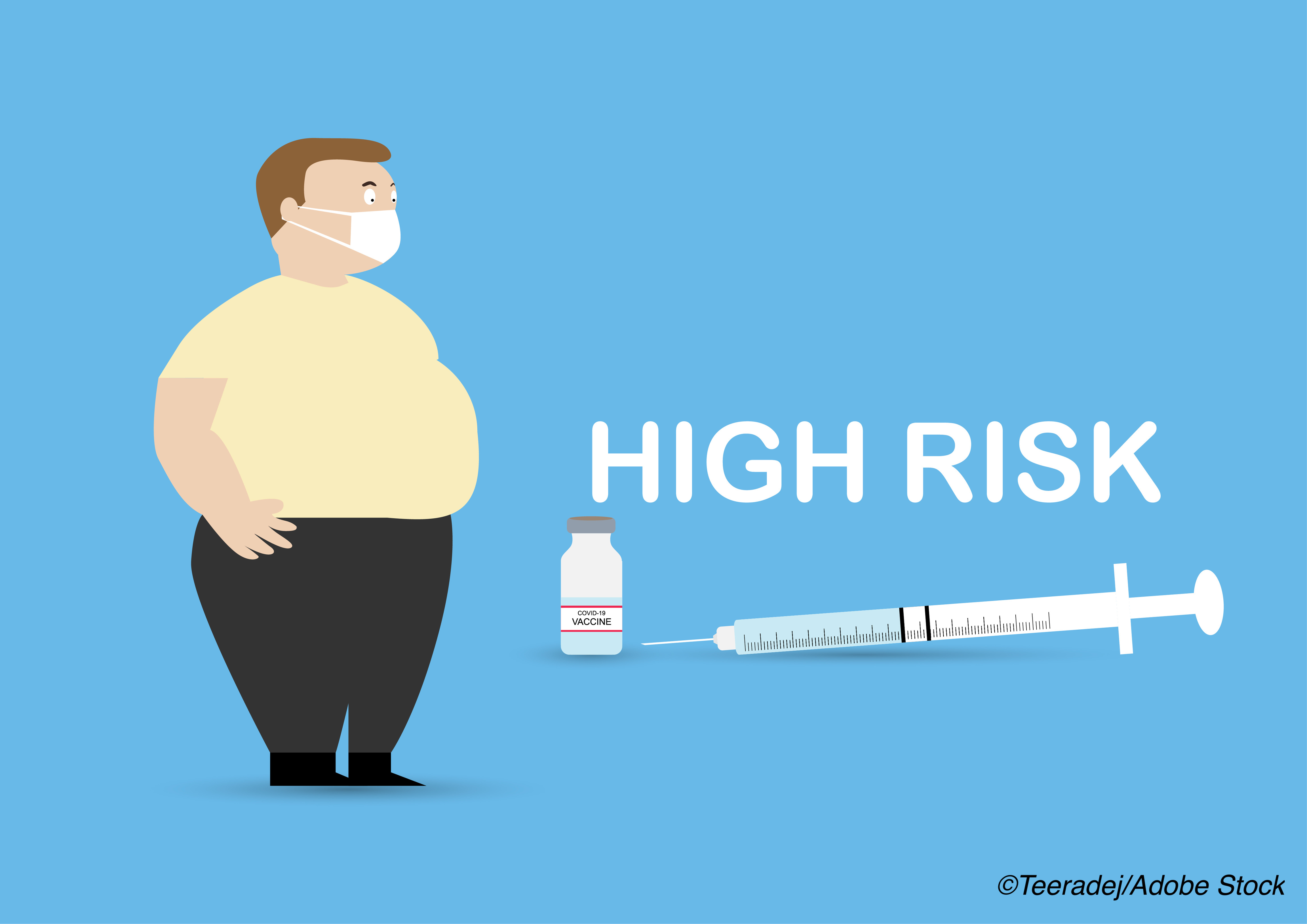 Increasing BMI Linearly Linked to Higher Severe Covid-19 Risk