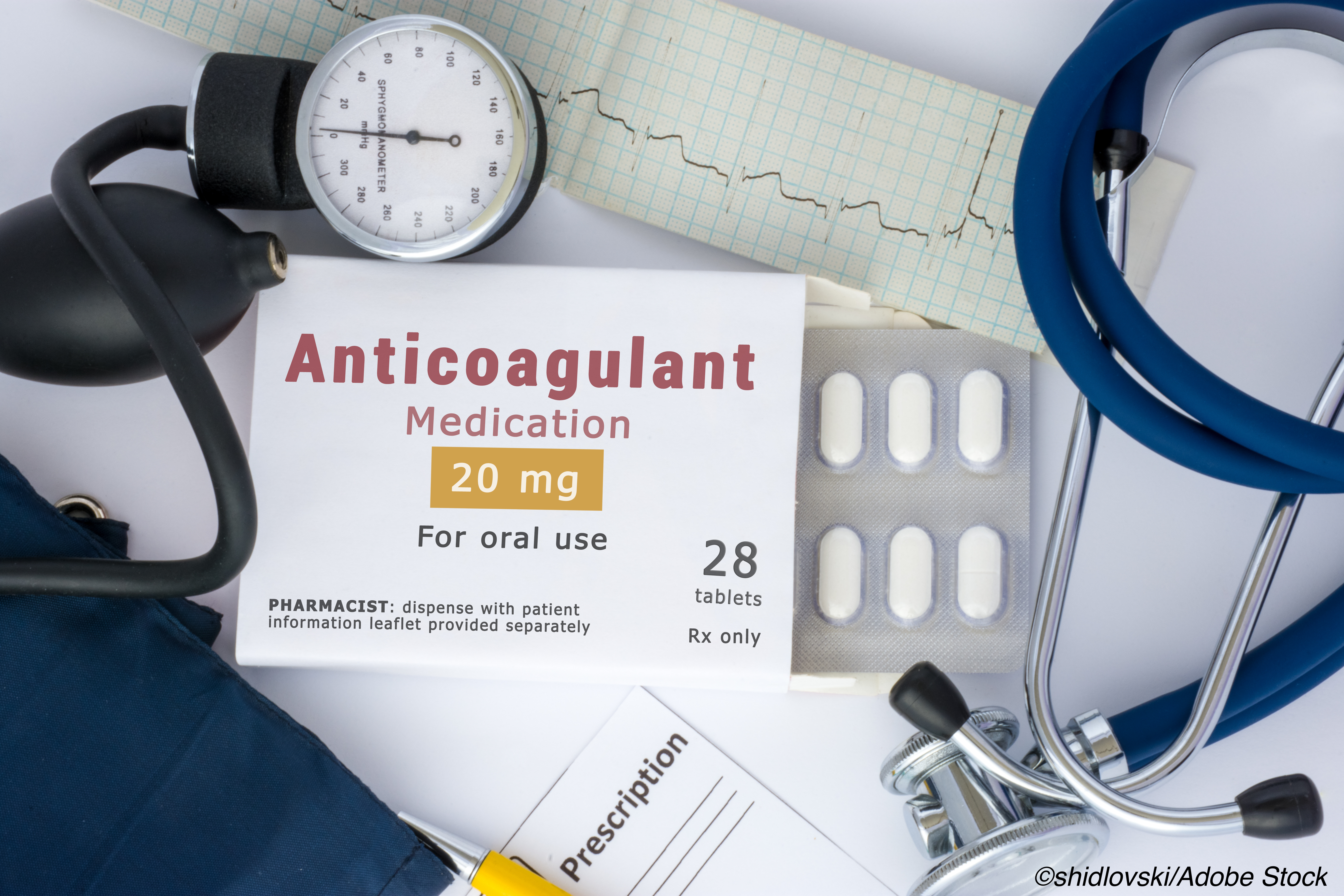 Anticoagulants Common in Afib Patients at End of Life