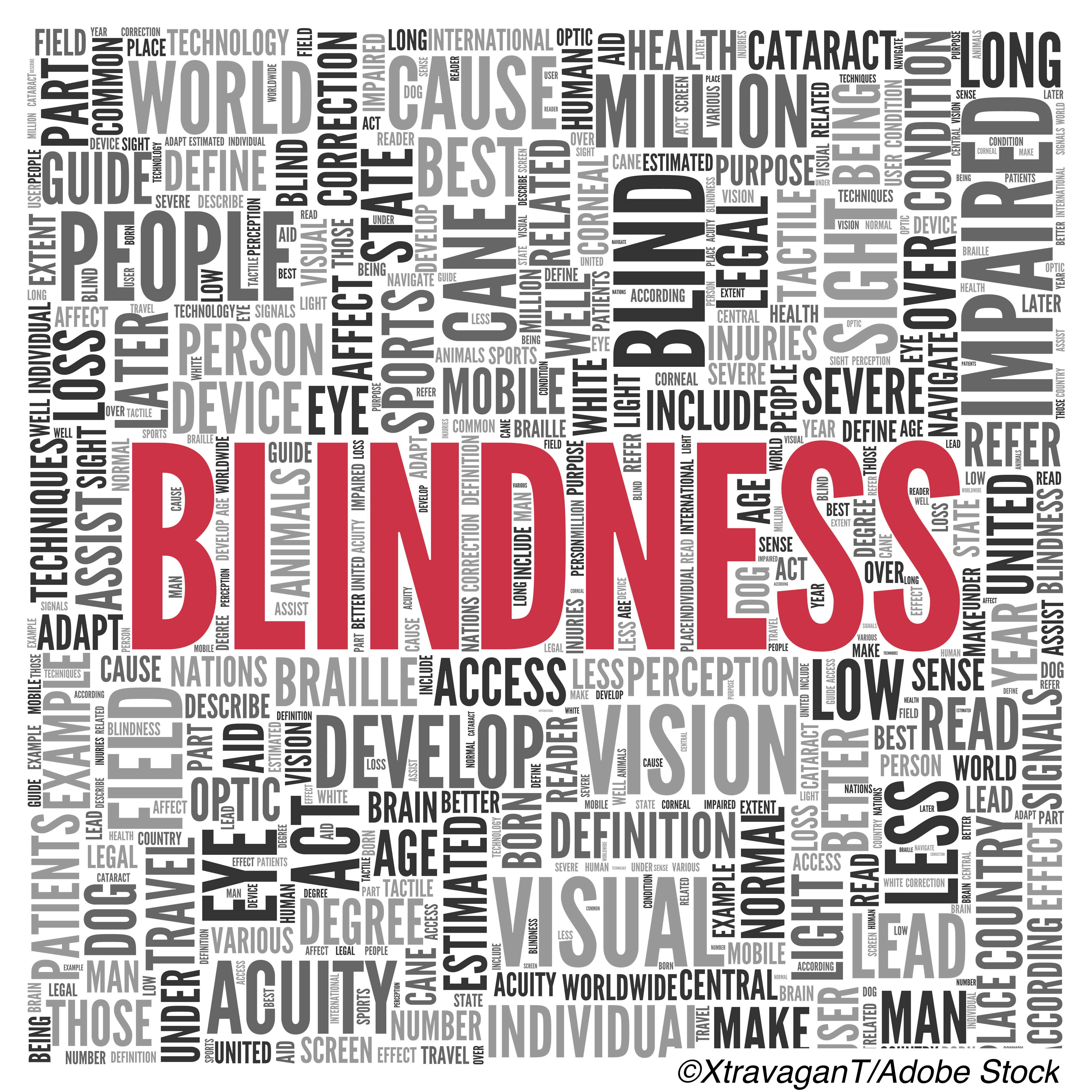 Visual Acuity, Blindness May Be More Prevalent Than Expected