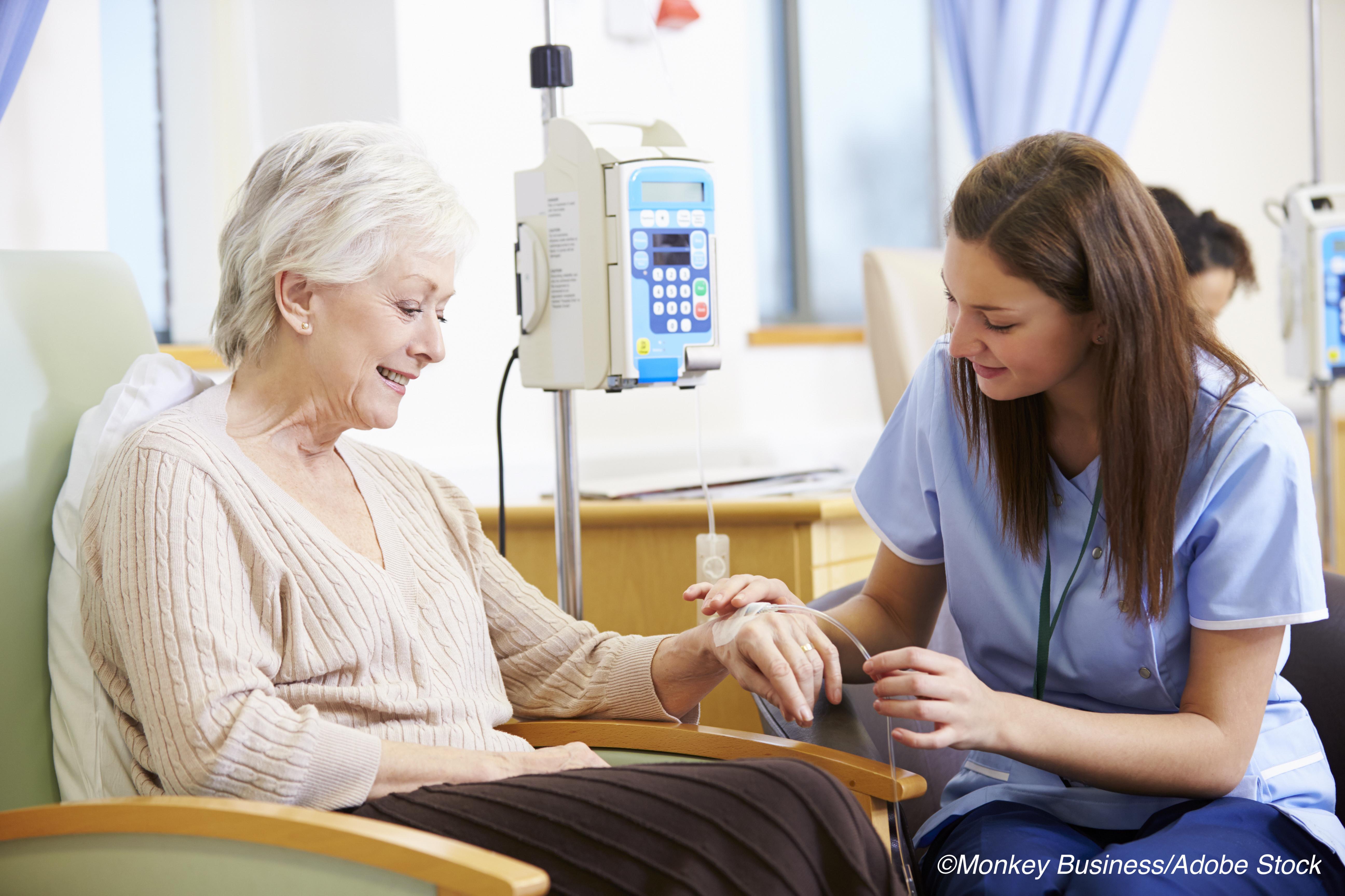 降低化疗剂量达到更快乐的患者,老年人癌症患者的良好结果